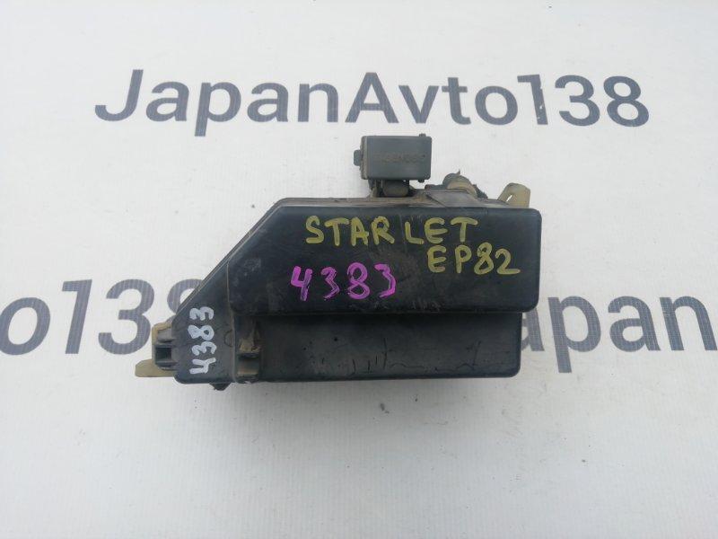 блок предохранителей TOYOTA STARLET EP82 4E-FE 1989-1995