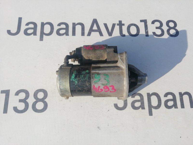стартер MITSUBISHI RVR N74W 4G64-GDI 1997-2002