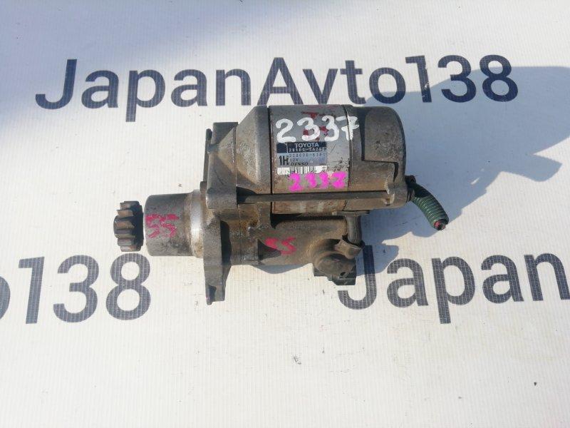 стартер TOYOTA HARRIER SXU10 5S-FE 1997-2000