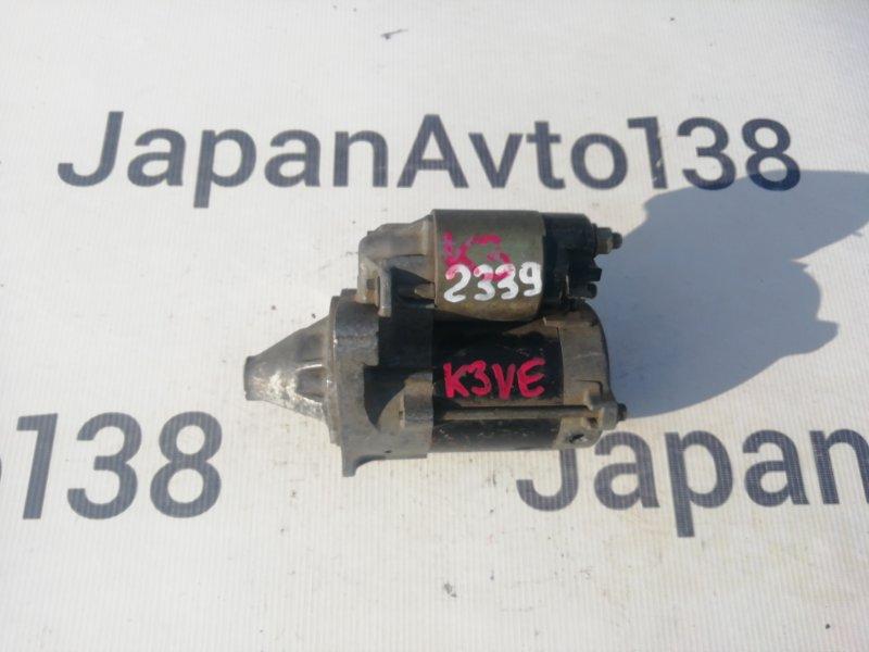стартер TOYOTA PASSO QNC10 K3-VE 2004-2010
