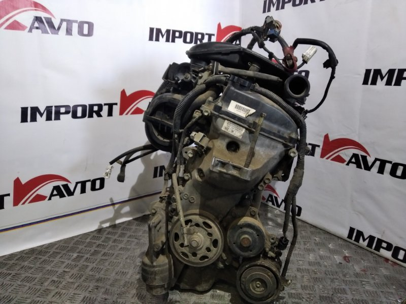 двигатель TOYOTA PASSO KGC15 1KR-FE 2004-2010