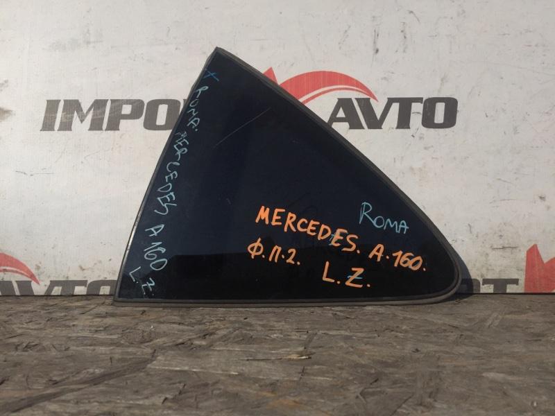 стекло собачника MERCEDES-BENZ A-CLASS W168 M 166 E 16 1997-2001 задний левый