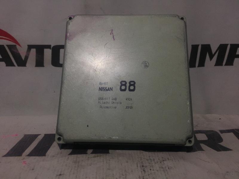 блок управления двигателя NISSAN BLUEBIRD SYLPHY QG10 QG18DE 2000-2005