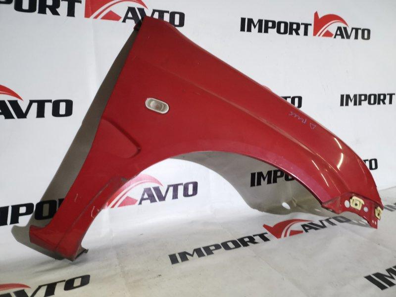 крыло CHEVROLET CRUSE HR82S M15A 2001-2008 передний правый