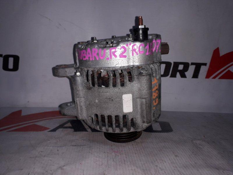 генератор SUBARU R2 RC1 EN07 2005-2010