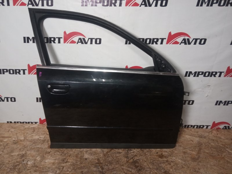 дверь AUDI A4 8EC (B6) AMB 2000-2004 передний правый