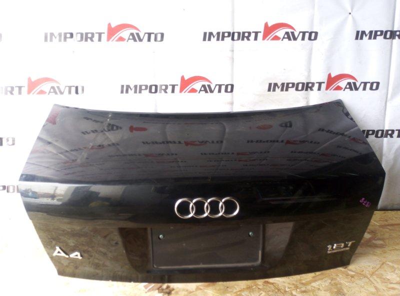 крышка багажника AUDI A4 8EC (B6) AMB 2000-2004 задний