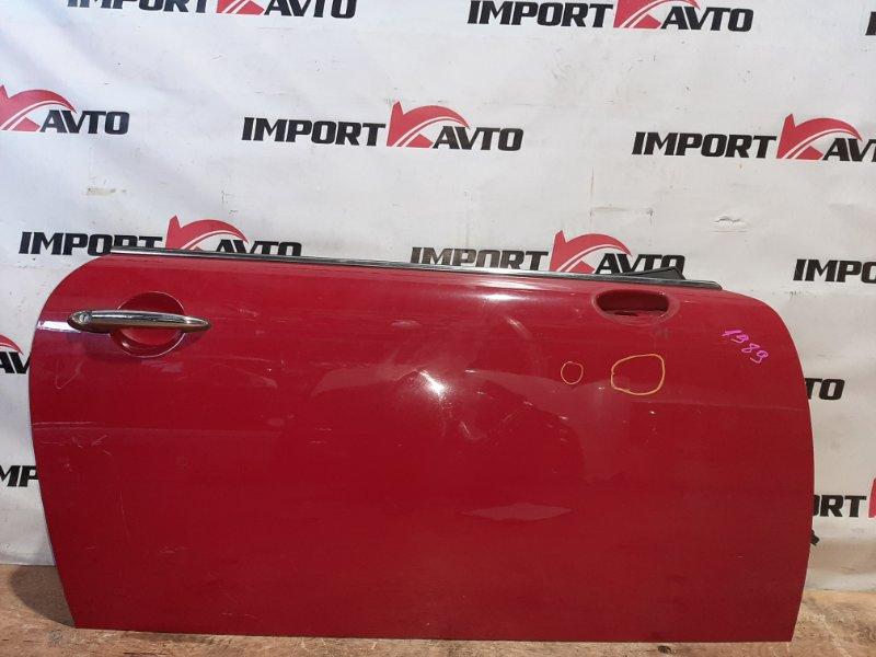дверь MINI HATCH R50 W10B16 2001-2006 передний правый