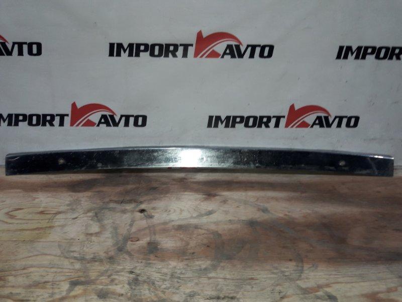 накладка на бампер ВАЗ 2107    передний