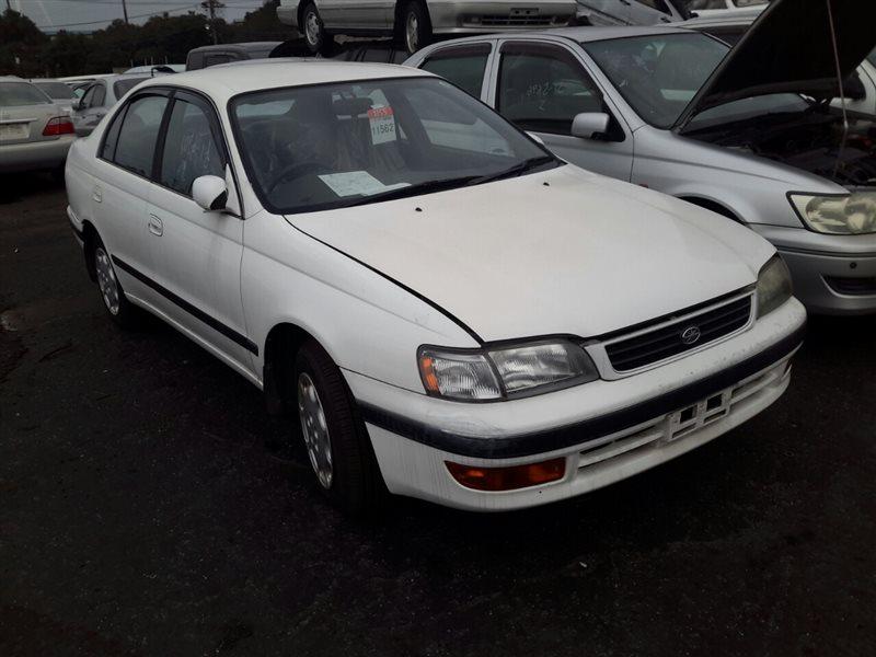 Автомобиль TOYOTA CORONA ST190 4S-FE 1994-1996 в разбор